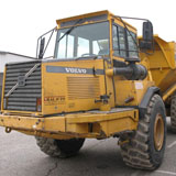 VOLVO A25CClutch drum