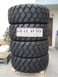 New tyres 23.5R25 for Loaders and Dumpers in stock