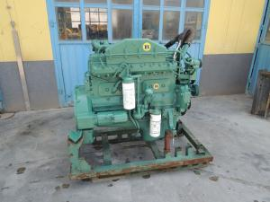 Volvo L120B engine