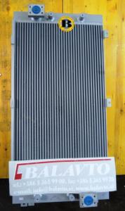 Oil cooler for Volvo excavators EC240B and EC290B