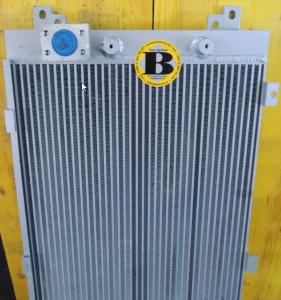 Used Oil cooler for Volvo excavators EC240B and EC290B - excellent condition
