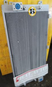 Oil cooler for Volvo excavators