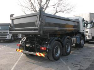 Three way tipper body Meiller