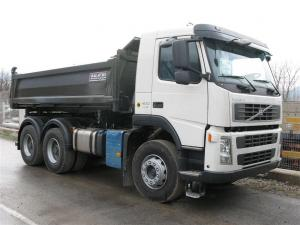 Meiller body Type 16 for Volvo Trucks