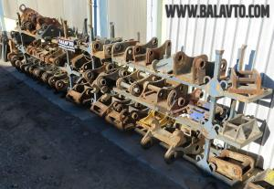 Used Quick Couplers for excavators