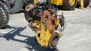 Gearbox for Volvo BM4600