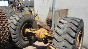 Front axle for Volvo BM4600