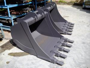 Brand new buckets for Volvo Excavators