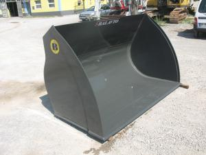 Loader buckets production
