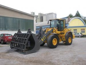 Loader buckets production - Balavto Ltd.