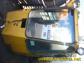 MICHIGAN L270 DRIVERS CAB DOOR LH 12568986