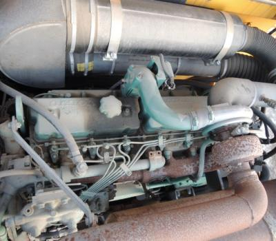 used diesel engine for excavator