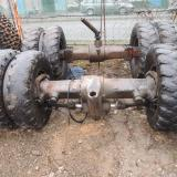 Front and Rear Axles for machinery