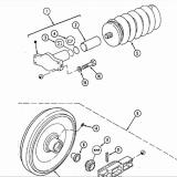 CASE 988 GUIDE WHEEL J8846222