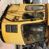 Used cabin for wheel loader Volvo BM 4600